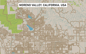 Moreno Valley Industrial Land